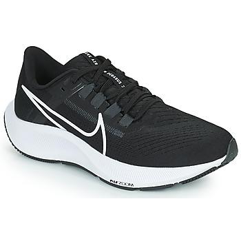 Buty Damskie Bieganie / trail Nike WMNS NIKE AIR ZOOM PEGASUS 38 Czarny / Biały