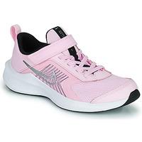 Buty Dziecko Bieganie / trail Nike NIKE DOWNSHIFTER 11 (PSV) Różowy / Szary