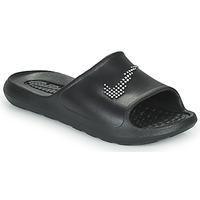 Buty Damskie klapki Nike W NIKE VICTORI ONE SHWER SLIDE Czarny / Biały
