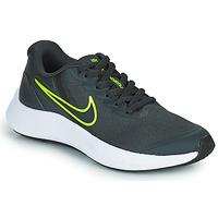 Buty Dziecko Bieganie / trail Nike NIKE STAR RUNNER 3 (GS) Szary