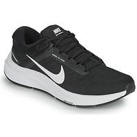 Buty Męskie Bieganie / trail Nike NIKE AIR ZOOM STRUCTURE 24 Czarny / Biały