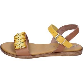 Buty Damskie Sandały Tredy's Sandały BH93 Brązowy