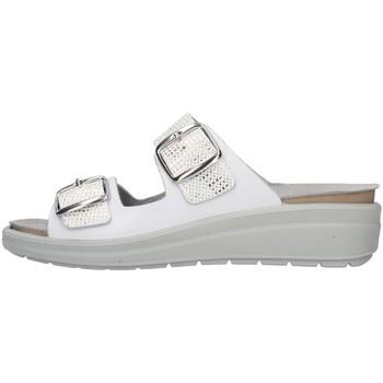 Buty Damskie Klapki Melluso Q60215 Biały