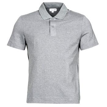 tekstylia Męskie Koszulki polo z krótkim rękawem Lacoste PH8281 Szary
