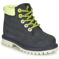 Buty Dziecko Buty za kostkę Timberland 6 In Premium WP Boot Czarny