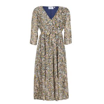 tekstylia Damskie Sukienki długie Betty London PARINA Wielokolorowy