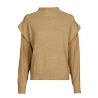 tekstylia Damskie Swetry Betty London PARIVA Brązowy