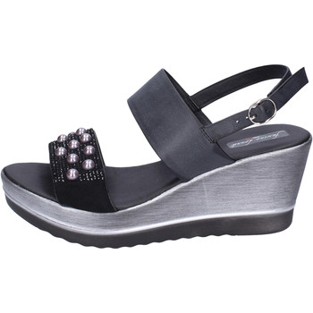Buty Damskie Sandały Fascino Donna Sandały BH167 Czarny