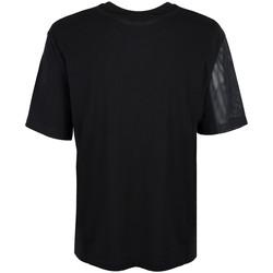 tekstylia Męskie T-shirty z krótkim rękawem Bikkembergs  Czarny