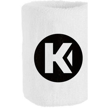 Dodatki Dziecko Akcesoria sport Kempa Poignet éponge  Core blanc 9 cm (x1) blanc
