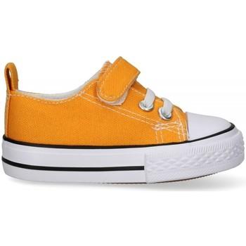Buty Chłopiec Derby & Richelieu Luna Collection 57726 żółty