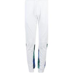 tekstylia Męskie Spodnie dresowe Bikkembergs  Biały
