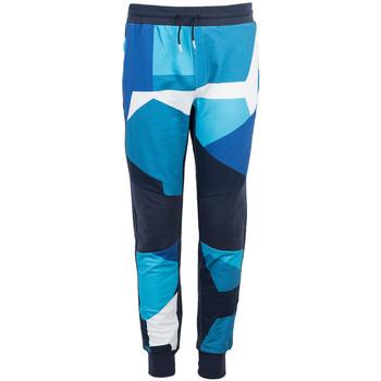 tekstylia Męskie Spodnie dresowe Bikkembergs  Niebieski