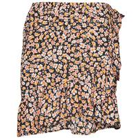 tekstylia Damskie Spódnice Only ONLFUCHSIA Wielokolorowy