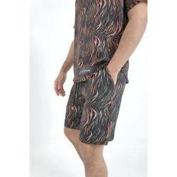 tekstylia Męskie Szorty i Bermudy Sixth June Short  tropical noir