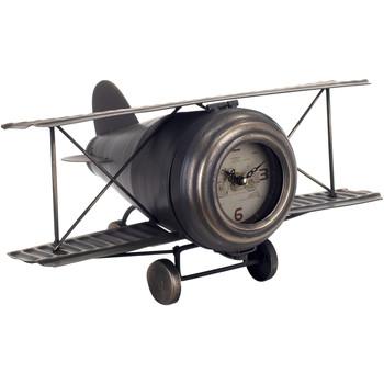 Dom Zegary Signes Grimalt Samolotowy Zegar Stołowy Negro