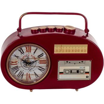 Dom Zegary Signes Grimalt Tranzystorowy Zegar Biurkowy Rojo