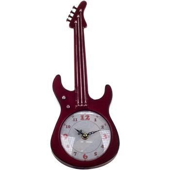 Dom Zegary Signes Grimalt Zegar Stołowy Na Gitarę Rojo