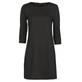 tekstylia Damskie Sukienki krótkie Only ONLBRILLIANT Czarny