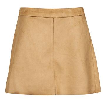 tekstylia Damskie Spódnice Only ONLLINEA Brązowy