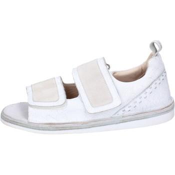Buty Męskie Sandały Moma BH256 Biały