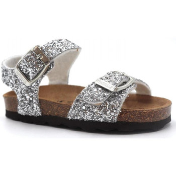 Buty Dziewczynka Sandały Pastelle Salome Srebrny
