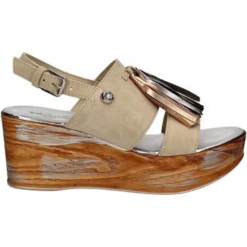 Buty Damskie Sandały Byblos Blu 672213 Beżowy