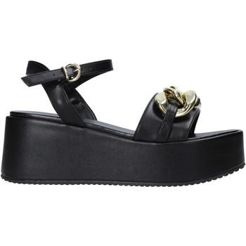 Buty Damskie Sandały Grace Shoes 136007 Czarny