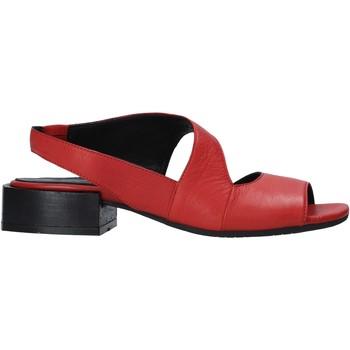 Buty Damskie Sandały Bueno Shoes 21WS4900 Czerwony