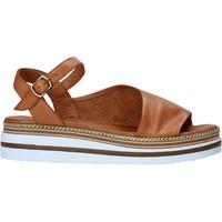 Buty Damskie Sandały Bueno Shoes 21WS4203 Brązowy