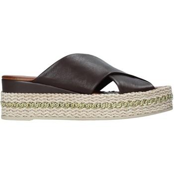 Buty Damskie Klapki Bueno Shoes 21WQ5907 Czarny