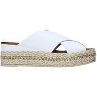 Buty Damskie Klapki Bueno Shoes 21WQ5907 Biały