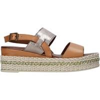 Buty Damskie Sandały Bueno Shoes 21WS5200 Brązowy