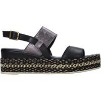Buty Damskie Sandały Bueno Shoes 21WS5200 Czarny