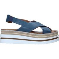 Buty Damskie Sandały Bueno Shoes 21WS5702 Niebieski