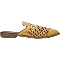Buty Damskie Chodaki Bueno Shoes 21WN0103 Żółty