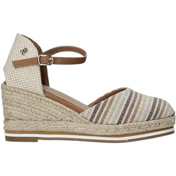 Buty Damskie Sandały Refresh 72757 Beżowy