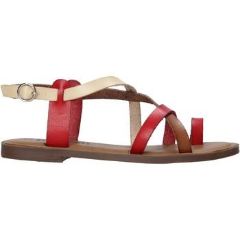 Buty Damskie Sandały Refresh 72655 Brązowy