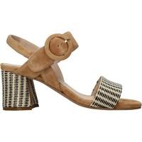 Buty Damskie Sandały Carmens Padova 45107 Brązowy