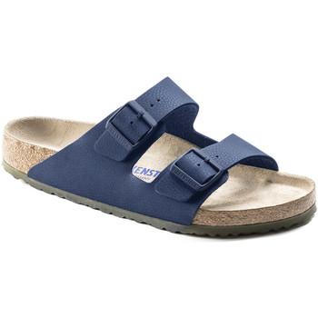 Buty Męskie Klapki Birkenstock 1019681 Niebieski