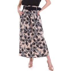 tekstylia Damskie Spódnice Gaudi 111FD75002 Beżowy