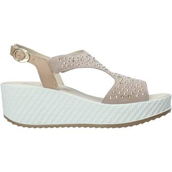 Buty Damskie Sandały Enval 7280122 Beżowy
