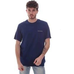 tekstylia Męskie T-shirty z krótkim rękawem Dockers 27406-0116 Niebieski