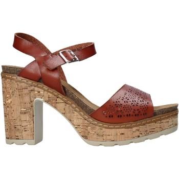 Buty Damskie Sandały Refresh 72690 Brązowy