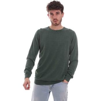 tekstylia Męskie Swetry Sseinse ME1836SS Zielony