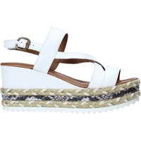 Buty Damskie Sandały Bueno Shoes 21WQ6002 Biały