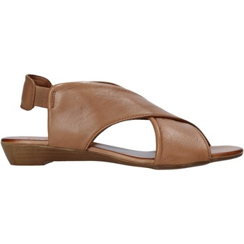 Buty Damskie Sandały Bueno Shoes 21WL2408 Brązowy
