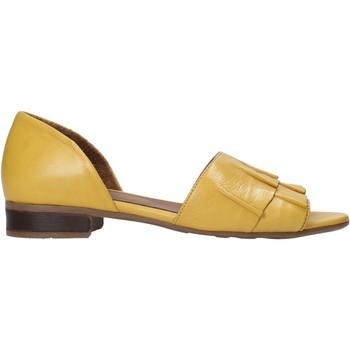 Buty Damskie Sandały Bueno Shoes 21WN5100 Żółty