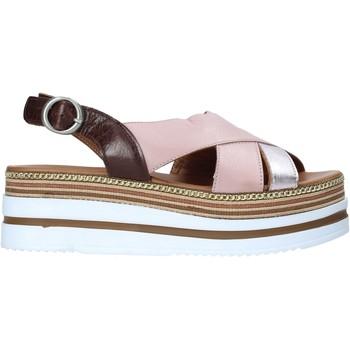 Buty Damskie Sandały Bueno Shoes 21WS5704 Różowy