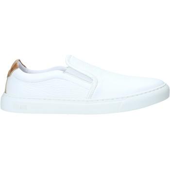 Buty Męskie Tenisówki Alviero Martini P173 587A Biały